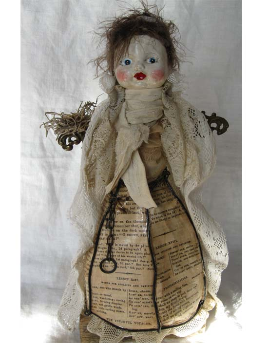 Nellie's doll