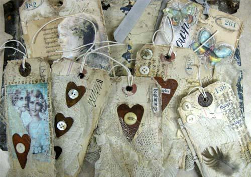 Handmade tags copy