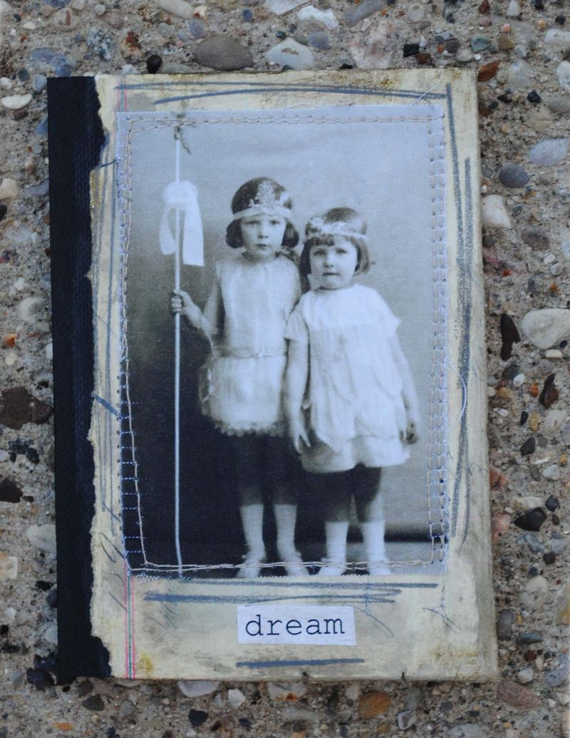 Dream mini book
