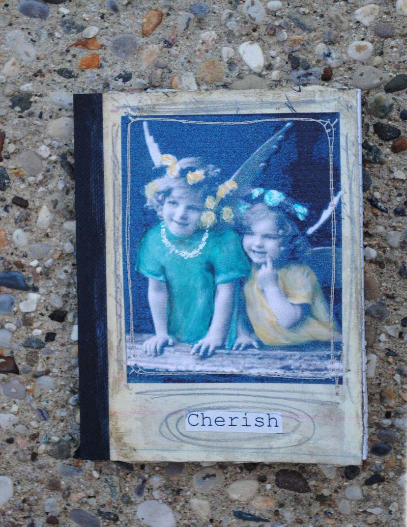 Cherish 2 mini book