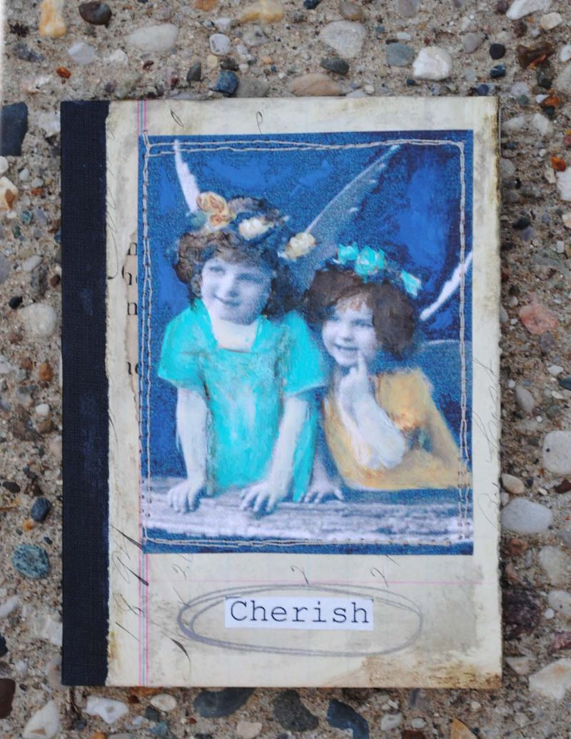 Cherish mini book