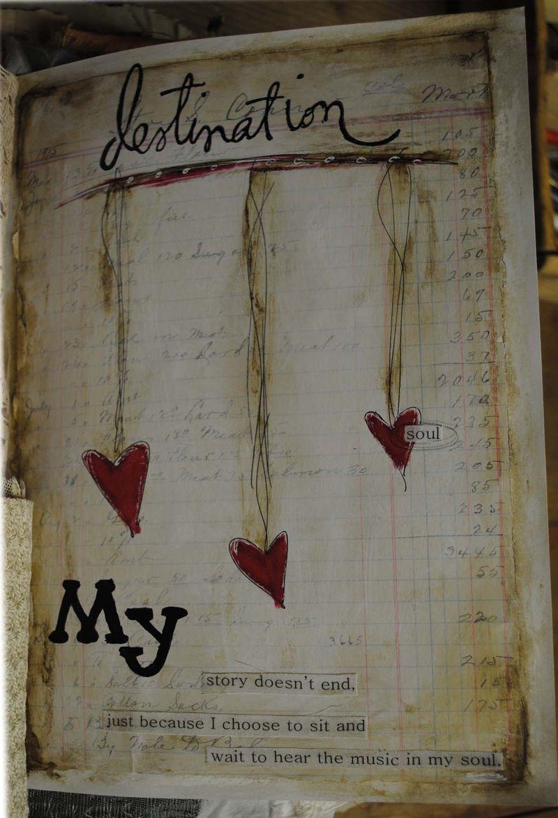 My soul page