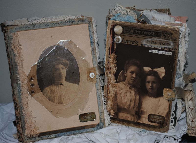 Altered book class 2