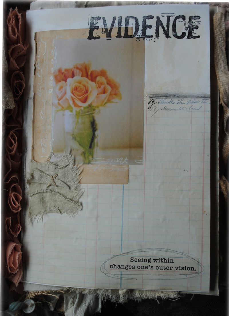 Life's fragrance evidence page