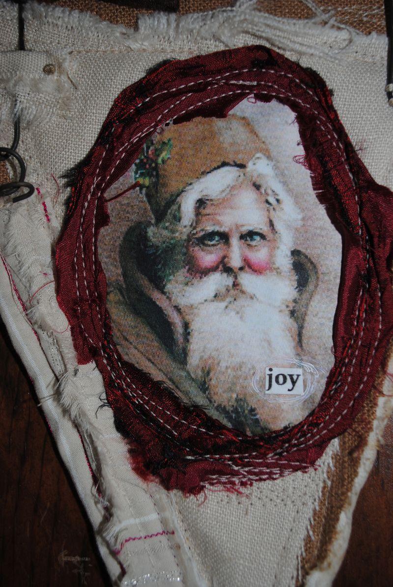 Santa hanger 2