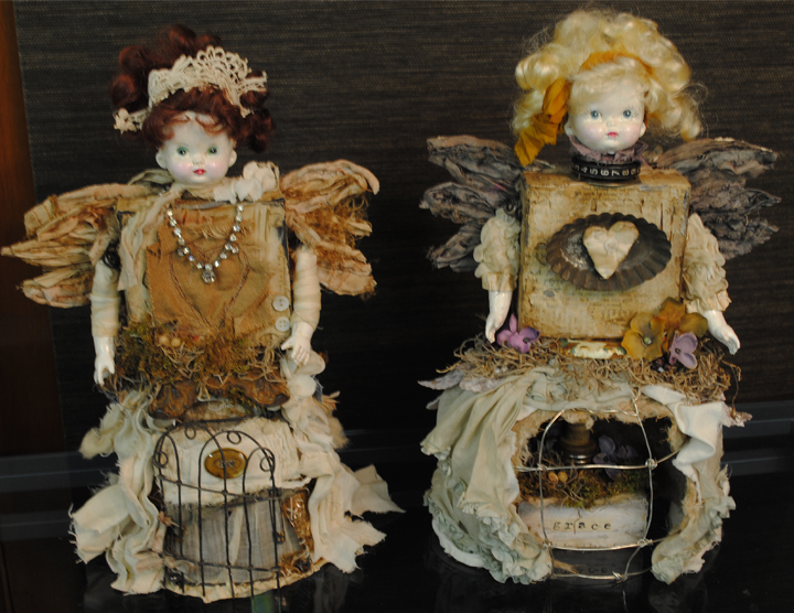 Hope and Grace dolls