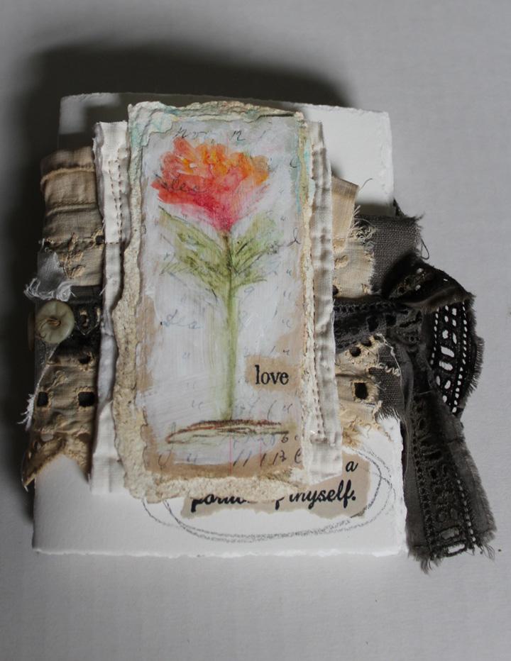 Love mini journal
