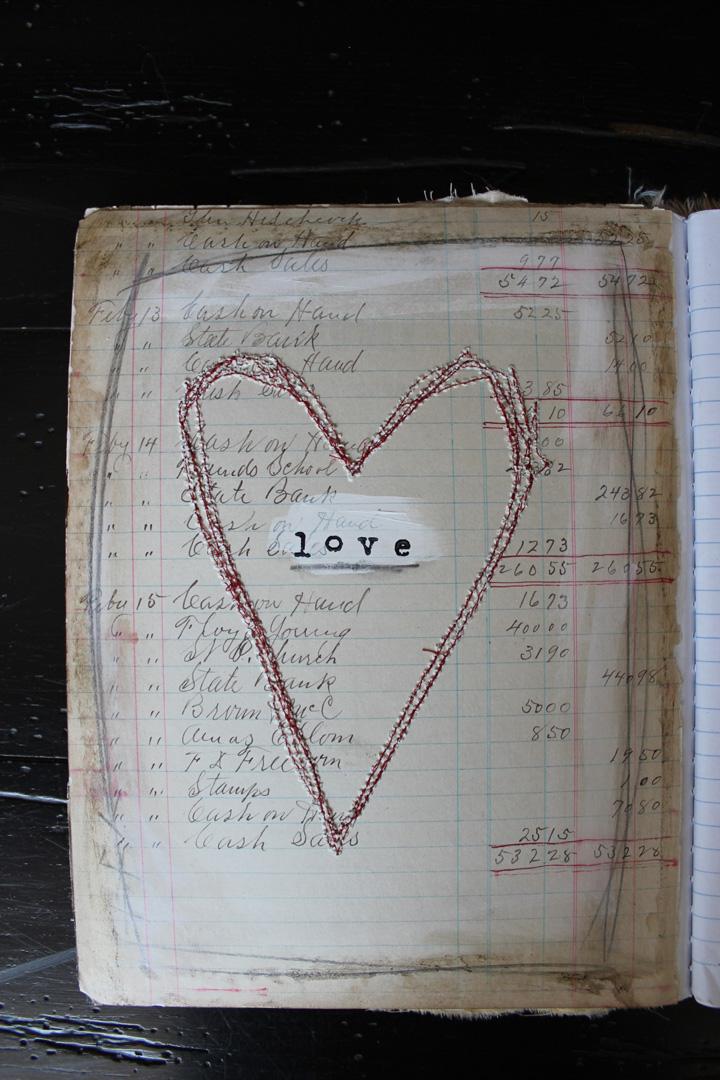 Hope journal inside cover