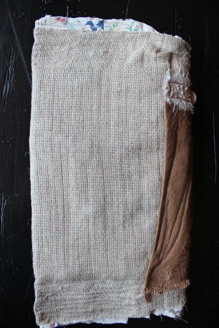 Faith journal wrap back side