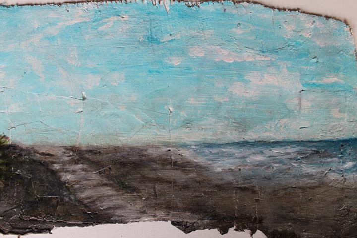 Beach painting 4