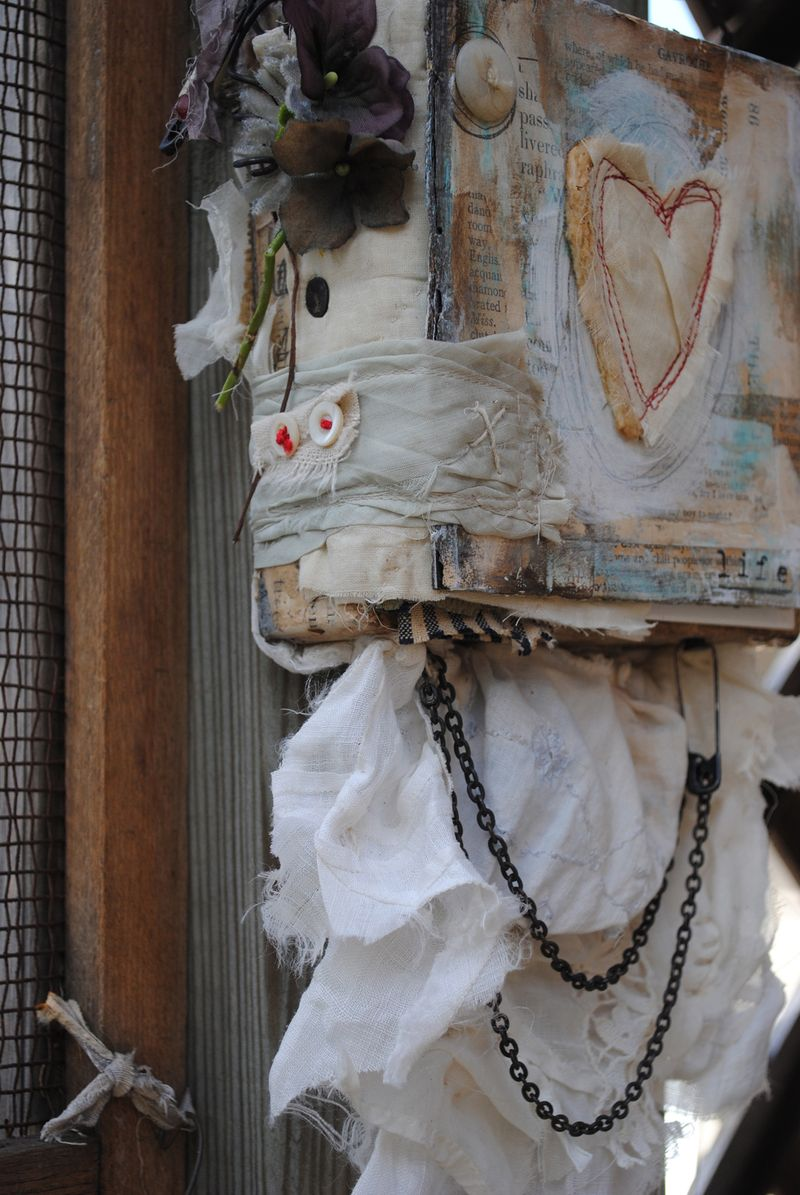 Life canvas wall hanging 1