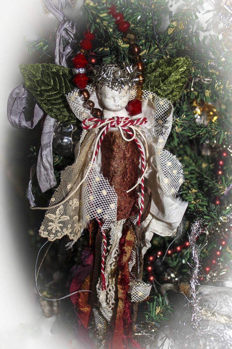 Deryn's ornament swap 2012