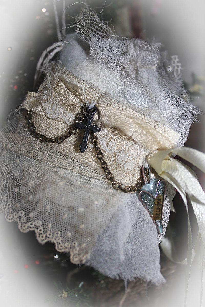 JoAnna's ornament swap 2012