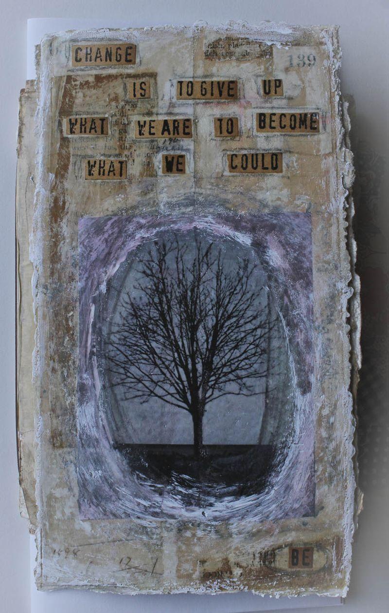 Change tree book