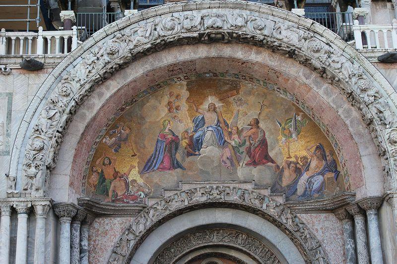 Scene in Venice