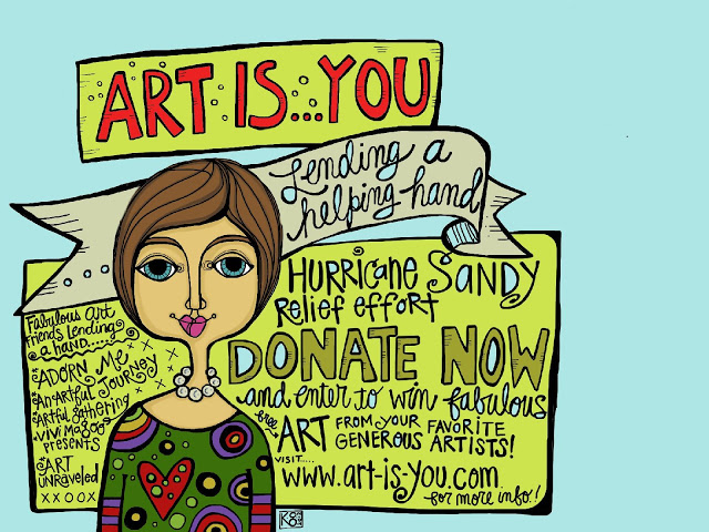 ART is YOU logo