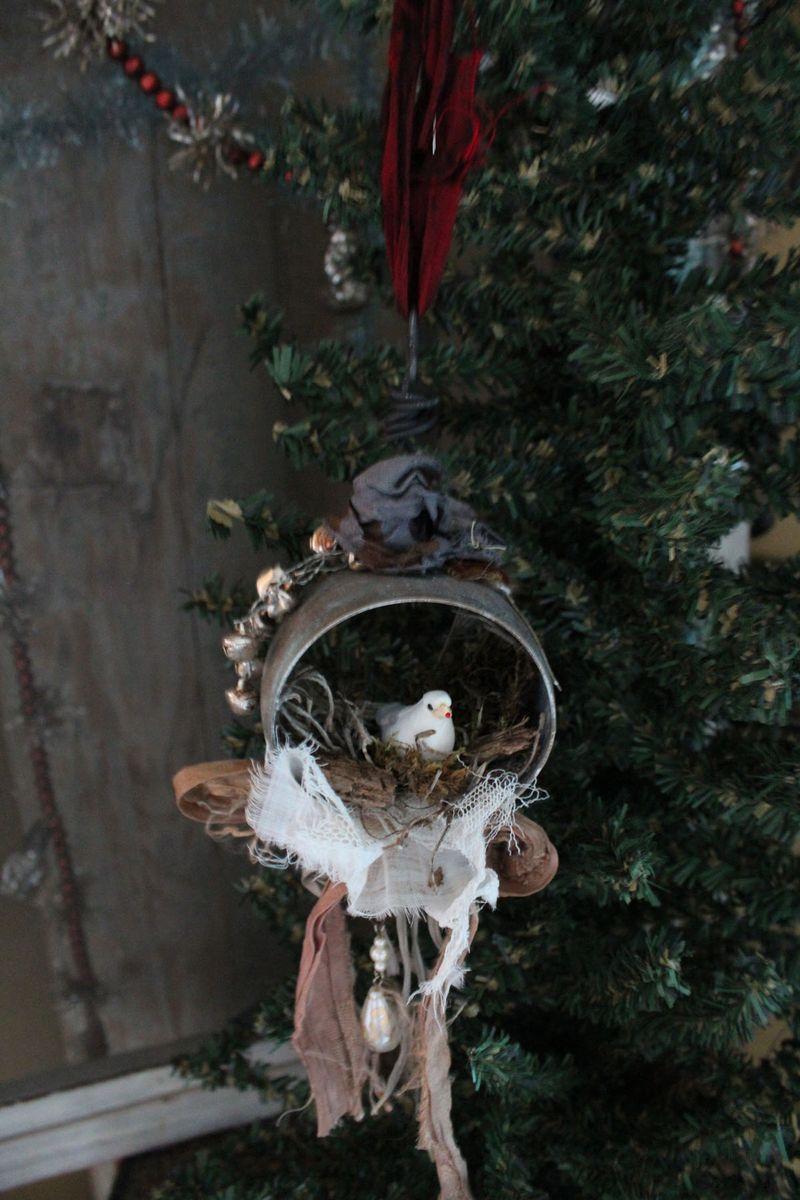 Joy 2 front view ornament