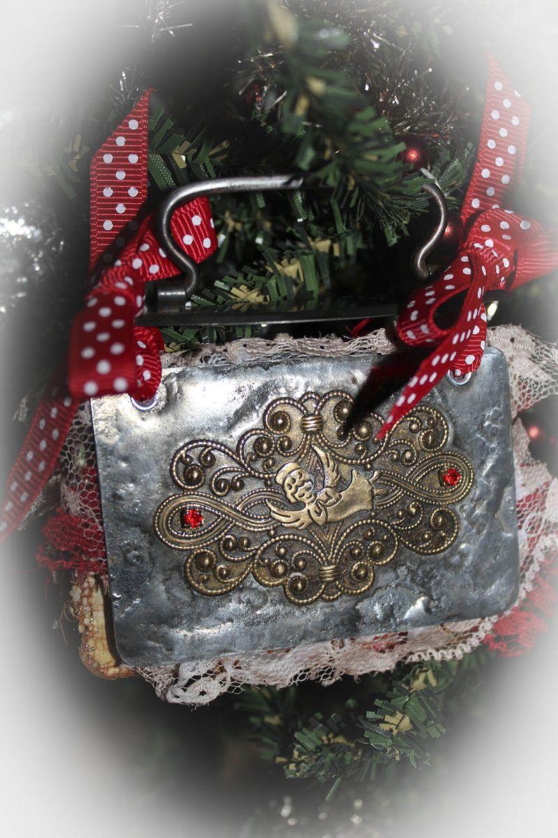 Sally's ornament swap 2012