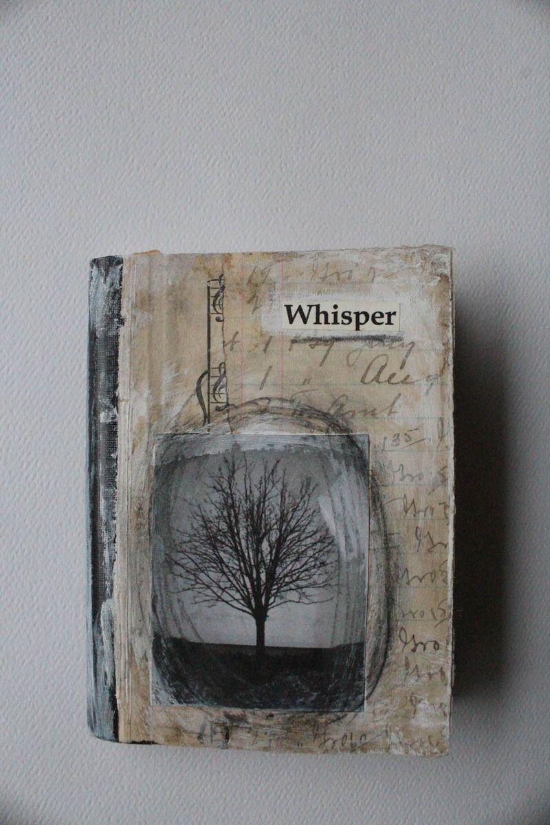 Whisper mini journal