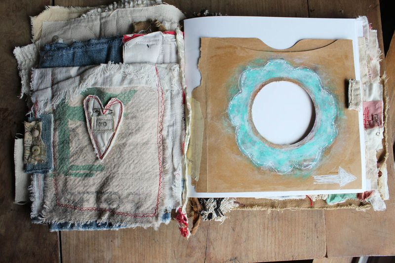 Love handmade book page 4