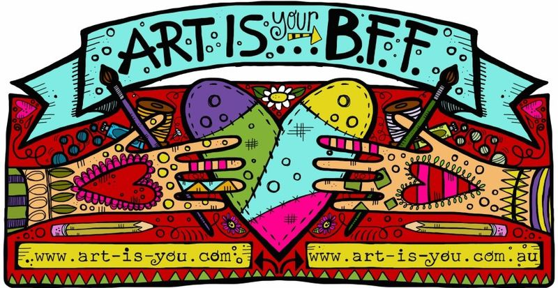 Art Is You badge