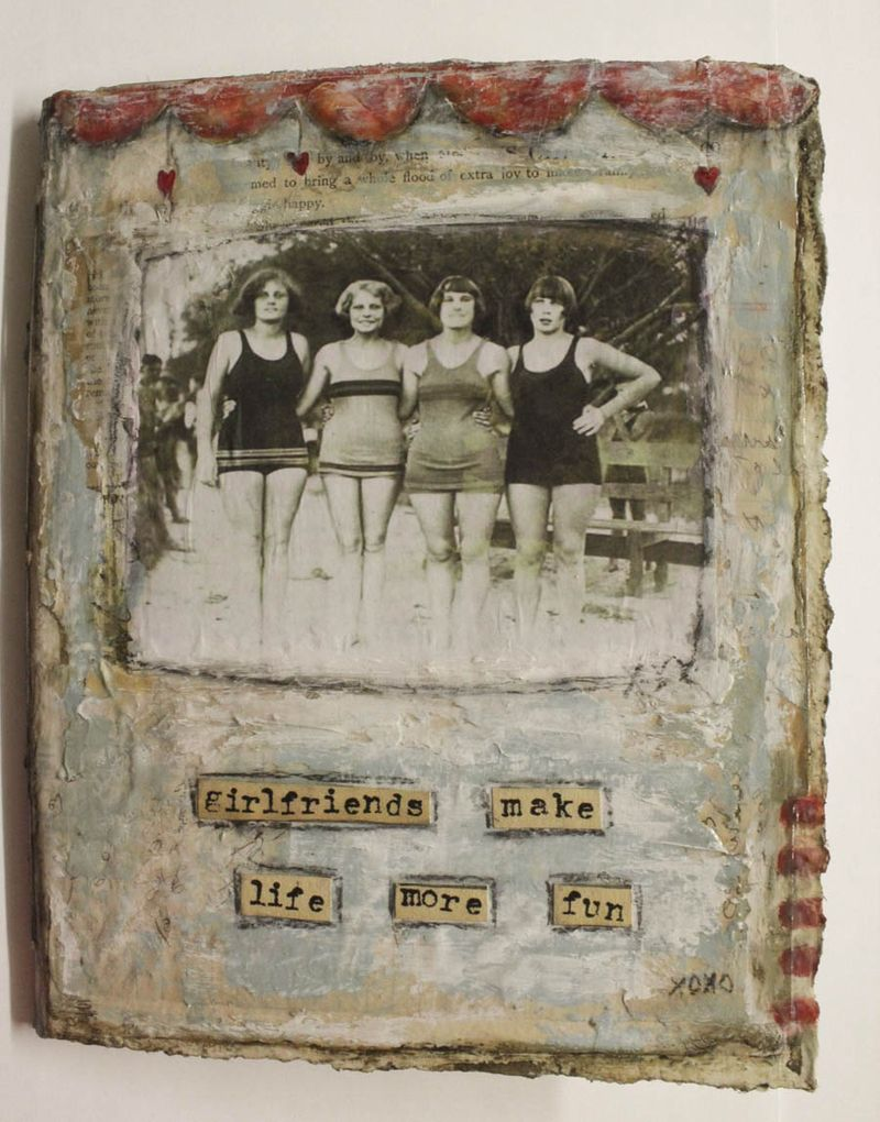 Girlfriends journal