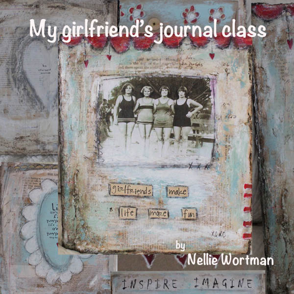 My girlfriend's journal class image