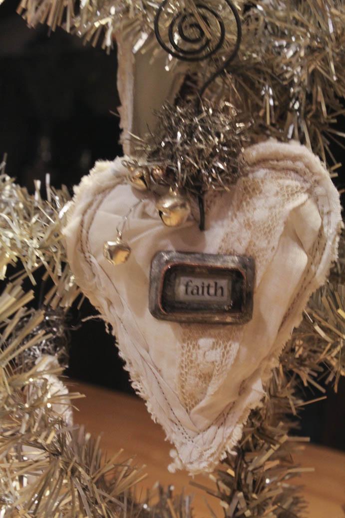 Faith ornament (3)