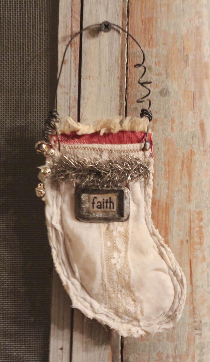 Faith stocking