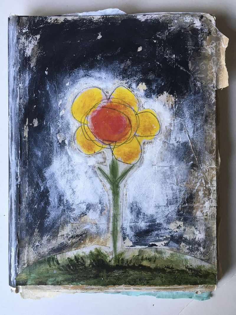 Flower journal