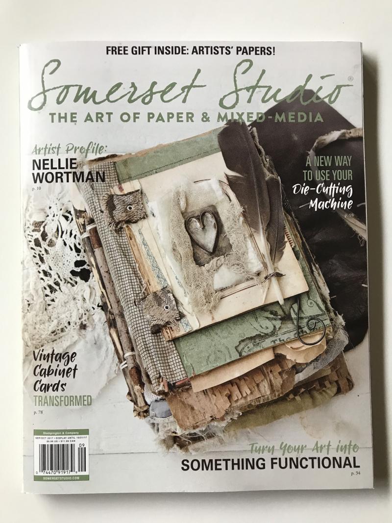 Nellie's magazine