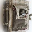 My wish mini book spine