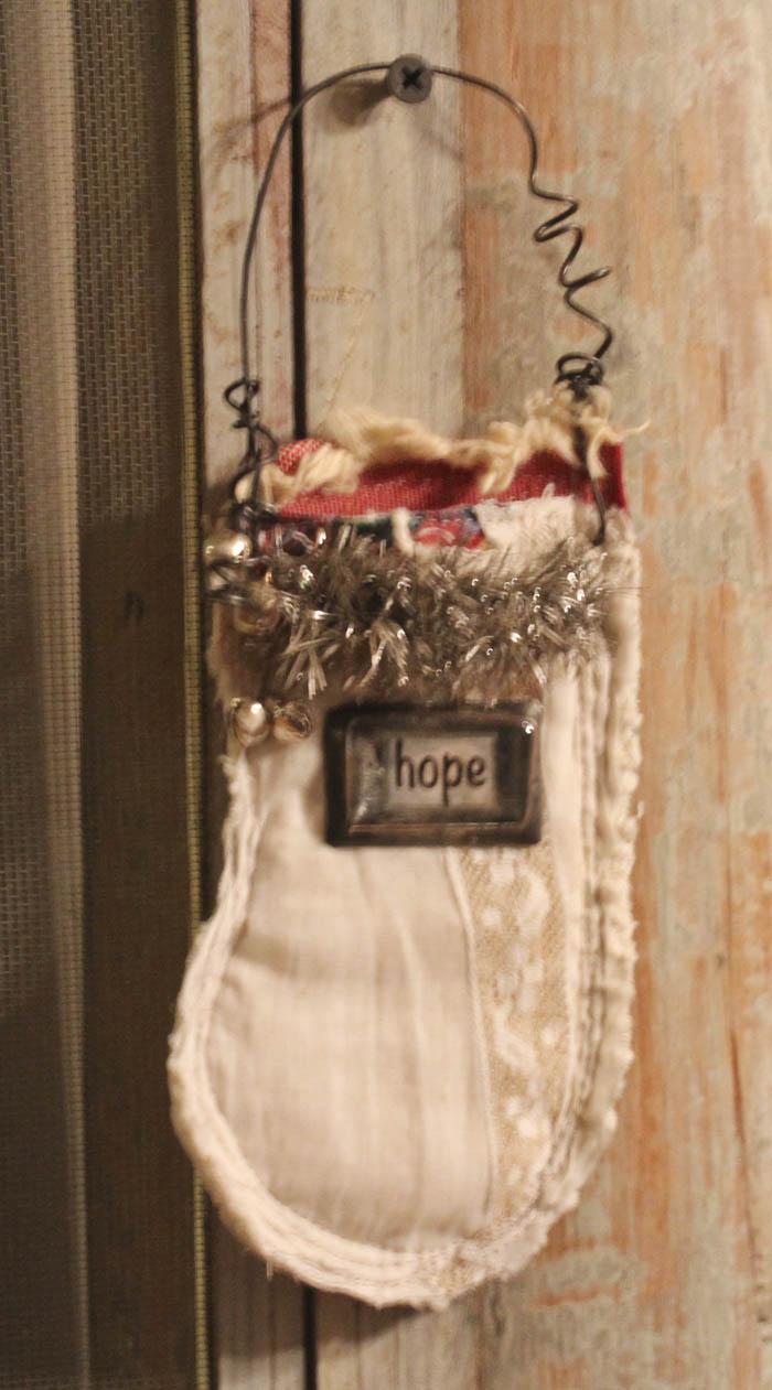 Hope stocking
