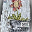 Flower journal wrap