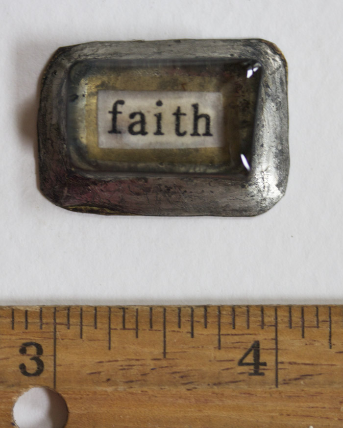 Faith handmade bezel 2