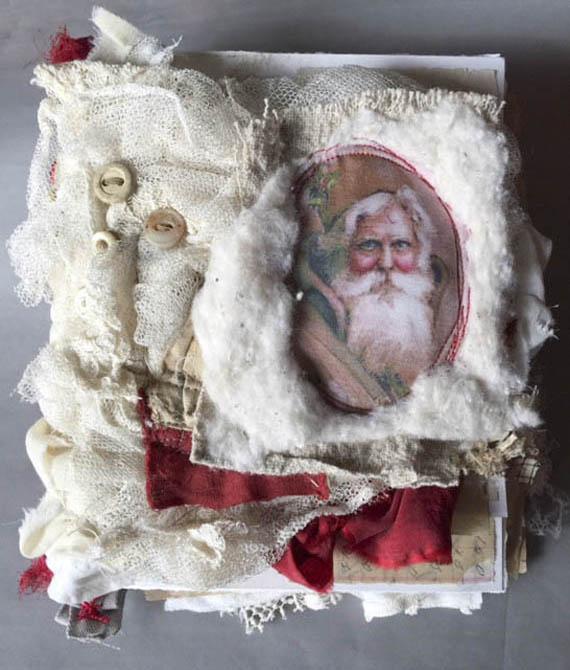 Santa book 2015