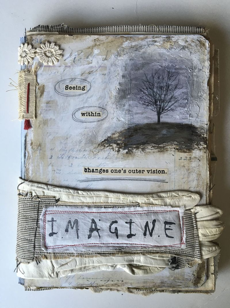 Imagine journal