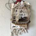 My birds nest canvas