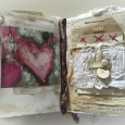 Altered book page 3