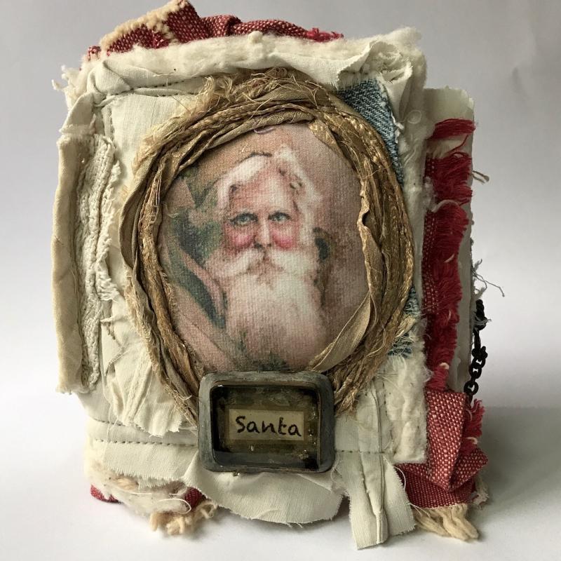 Santa book sample