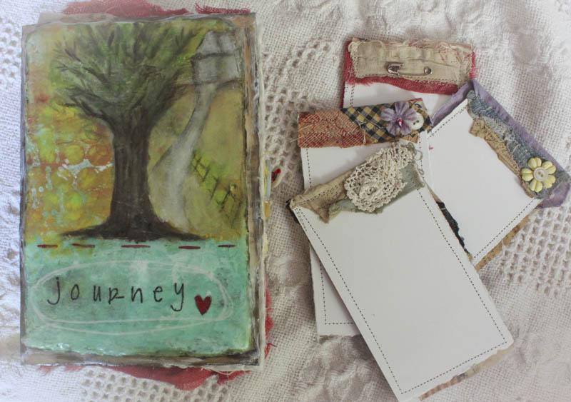 Journey box w cards