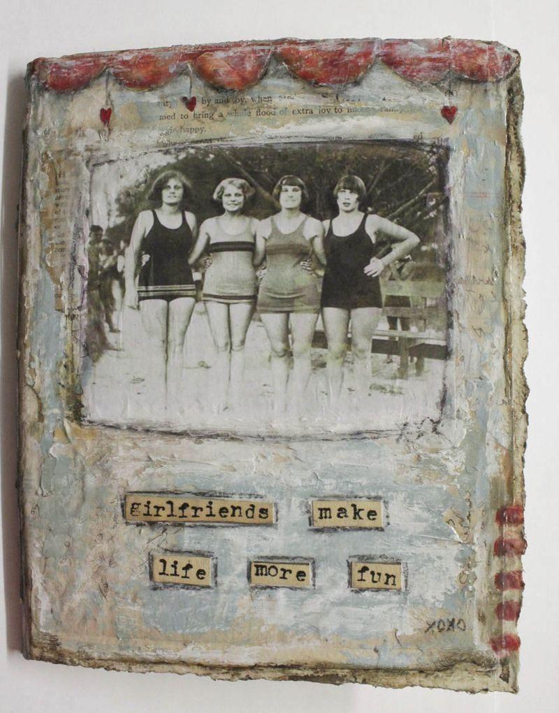 Girlfriends journal