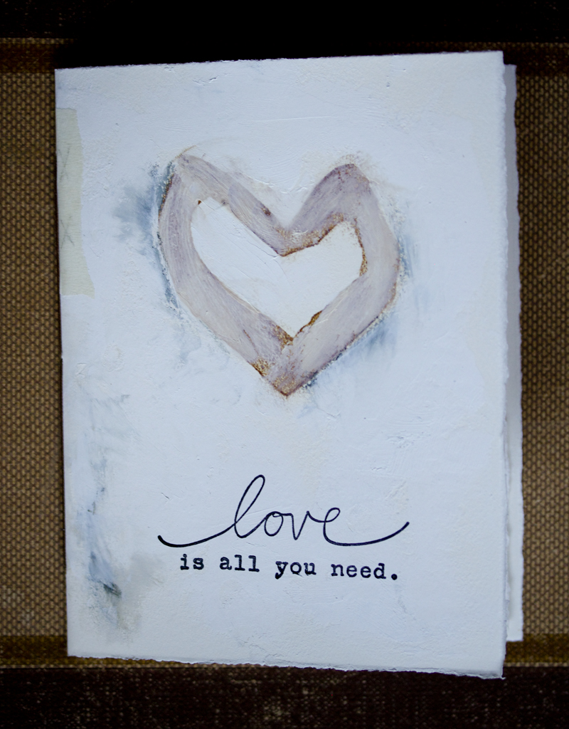 Love is all you need #2