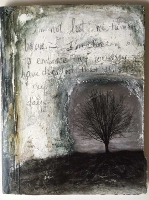 No turning back journal