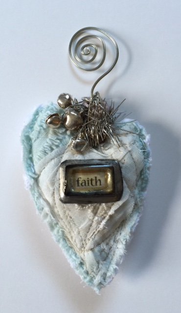 Faith 2 ornament
