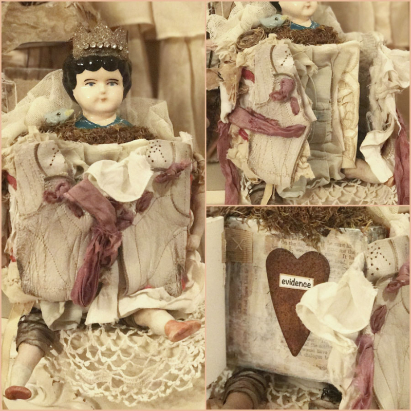 Nellie Doll Book