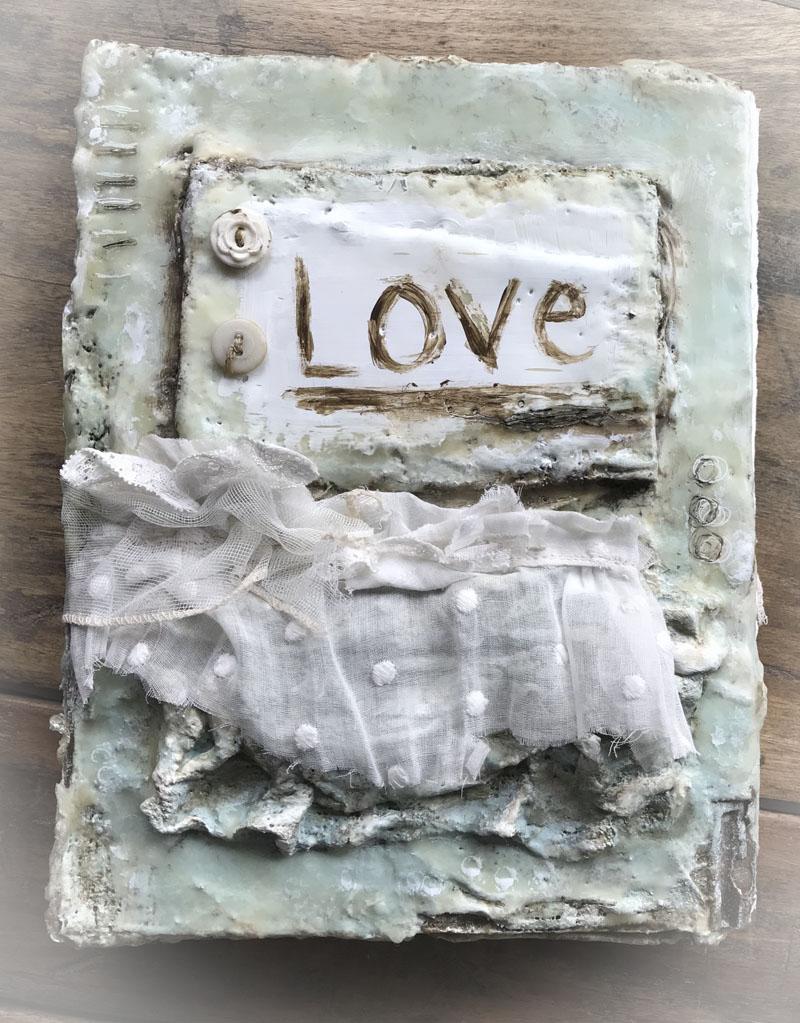 Love book for wax class