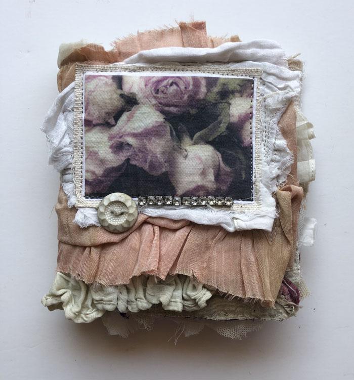 Fragrance mini book