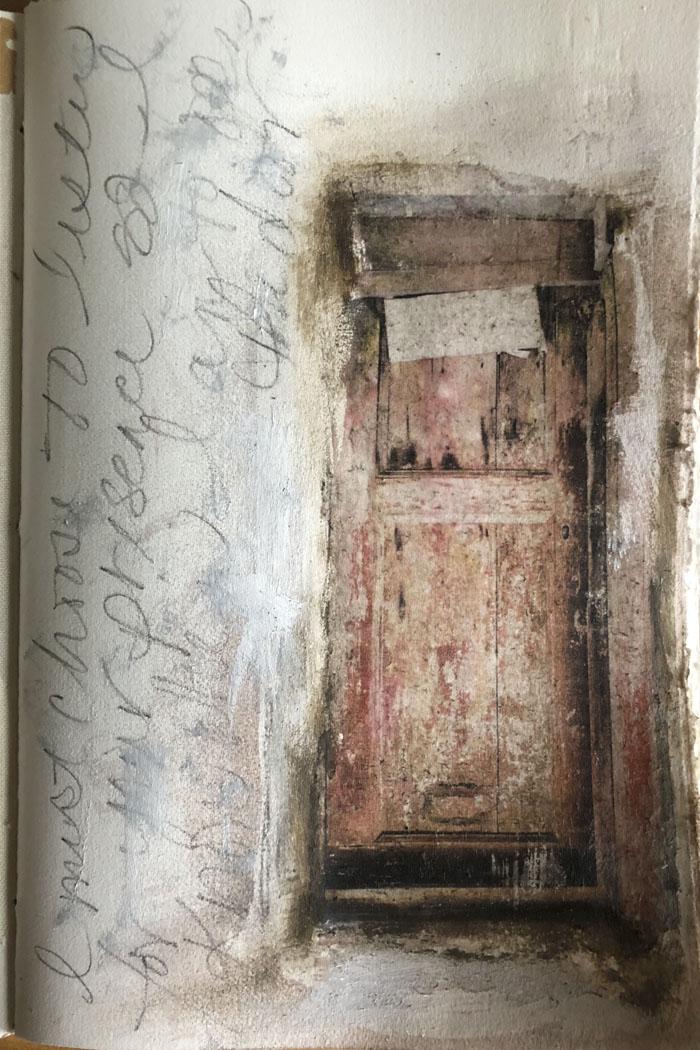 Paris art book page