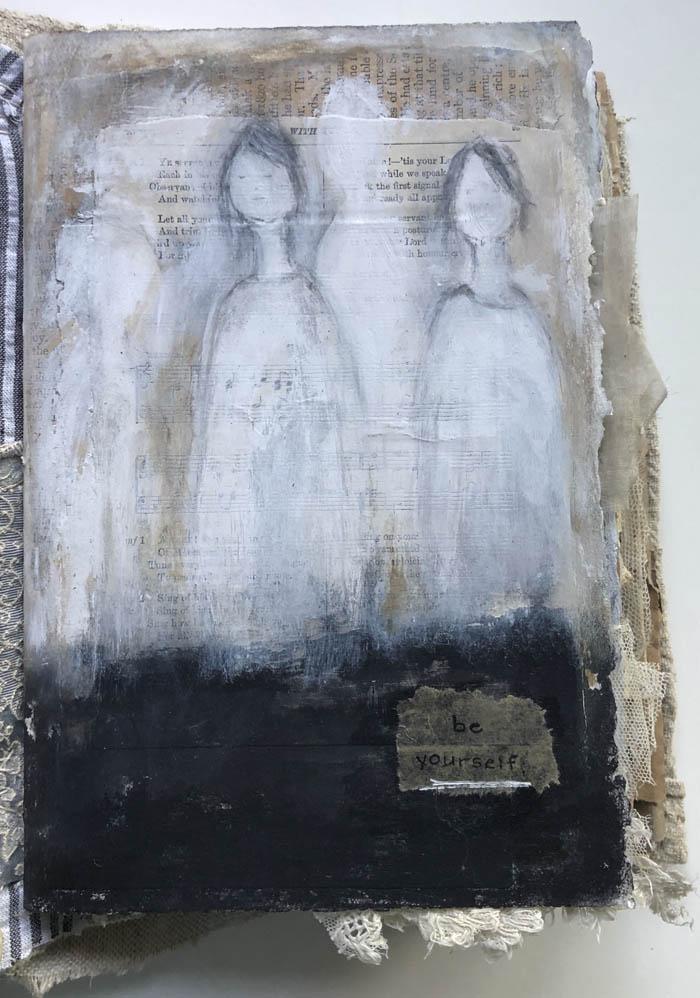 Ancestors painting